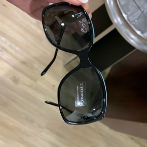 Tiffany and Co sunglasses